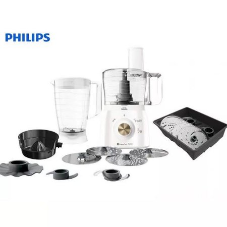 Multiprocessador 11 Em 1 Philips Walita Viva Ri7636 Branco