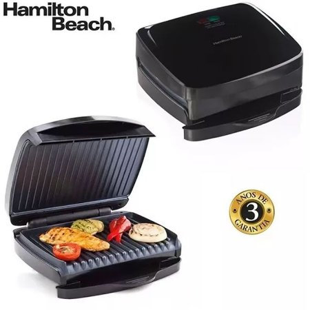 Super Grill Sanduicheira Elétrico Hamilton Beach Premium