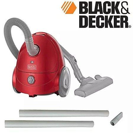 Aspirador De Pó Black Decker 1000w Compacto + Acessórios