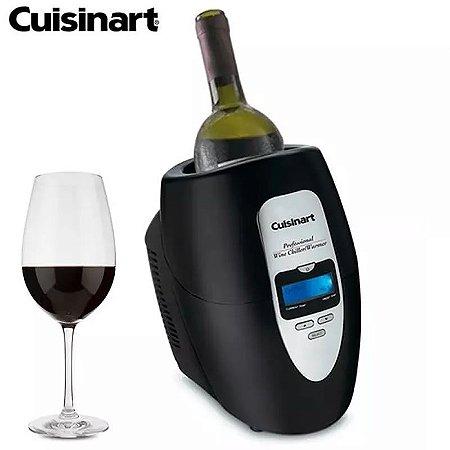 Adega De Vinho Portátil Climatizador Cuisinart 5ºc A 17ºc