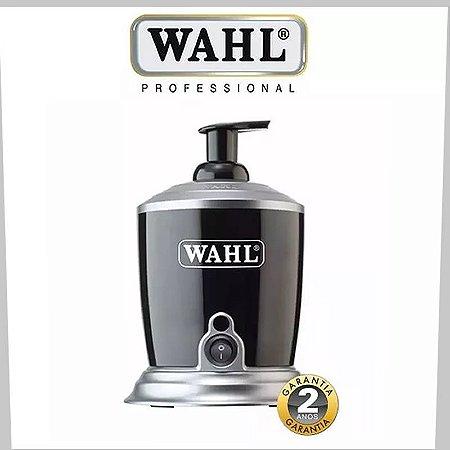 Aquecedor Espuma Barbear Wahl Hot Later Machine Profissional 127v