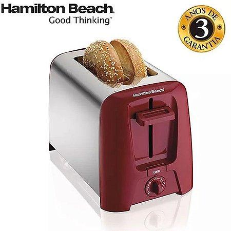 Torradeira Tostador Hamilton Beach Premium Toast Lançamento
