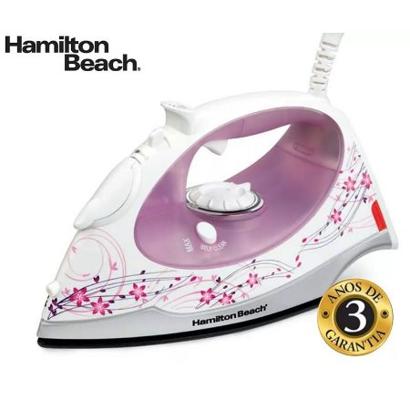 Ferro À Vapor C/ Spray Hamilton Beach Fashion 3 Anos Garantia