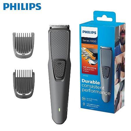 Aparador De Pelos Philips Usb Bt1209