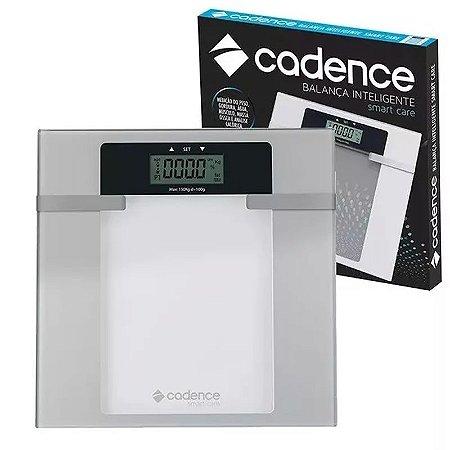 Balança Digital Bioimpedância Inteligente Cadence Até 150 Kg