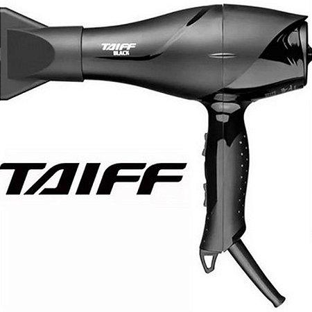 Secador Cabelos Taiff Black Profissional 1700w 127v