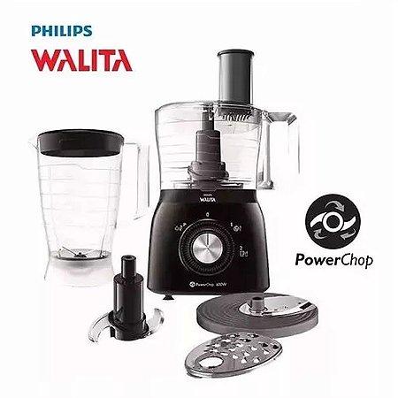 Multiprocessador De Alimentos 2 Em 1 Philips Ri7630 - 600w