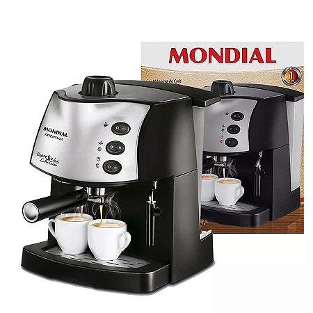 Cafeteira Expresso Mondial Coffee Cream Premium C-08 15 Bar