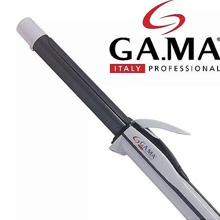 Modelador De Cachos Gama Italy Starlight Titanium Íons 19mm