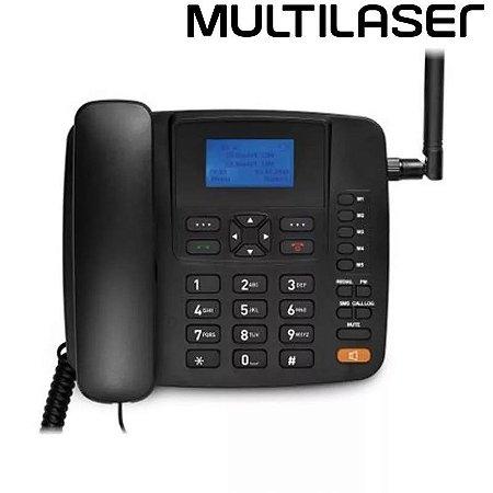 Telefone Celular 3g Rural Fixo Multilaser Quadriband 5bandas
