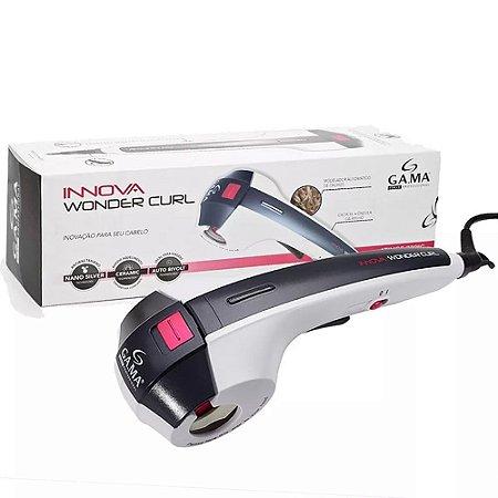 Modelador Automático De Cachos Gama Italy Innova Wonder Curl