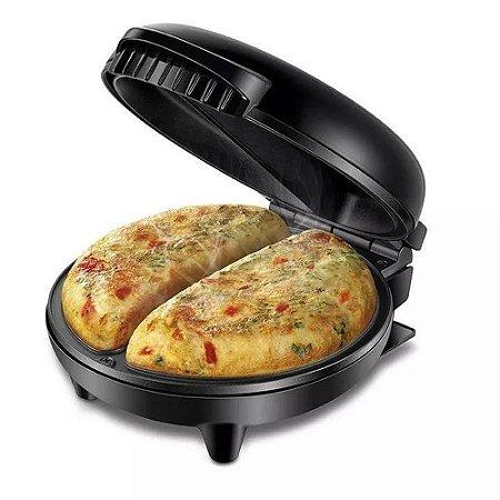 Omeleteira Elétrica Mondial Easy Omelete Antiaderente 750w