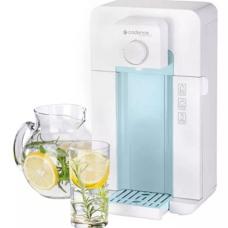 Purificador De Água Cadence Aquapure Pra100 Branco C/ Filtro
