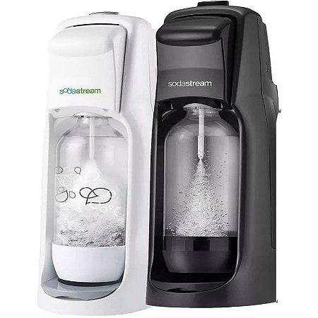 Sodastream Máquina Refrigerante Água Gás +cilindro +garrafa