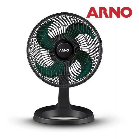 Ventilador Black Arno Super Force Mais Forte Da Categoria