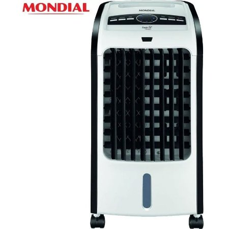 Climatizador E Umidificador Mondial Cl-03 4 Em 1 Flash Air