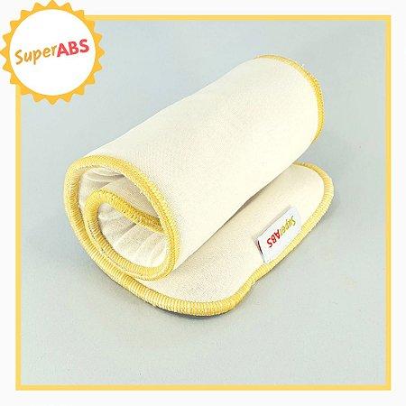 SuperABS - Absorvente para fralda ecológica - 4 camadas com Toque Seco