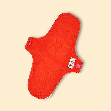 Absorvente feminino - Médio - Tomate