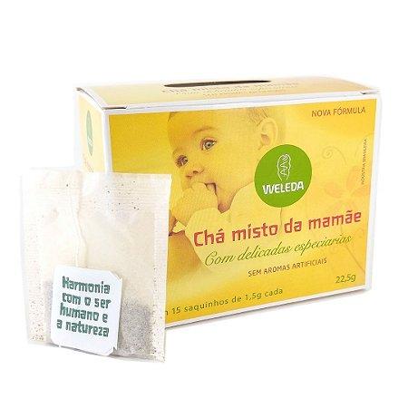 Chá misto da mamãe - Produto natural - Weleda