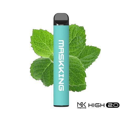 Descartavel - Mask King - Cool Mint - 2.0 - 450 puff - 5% nic