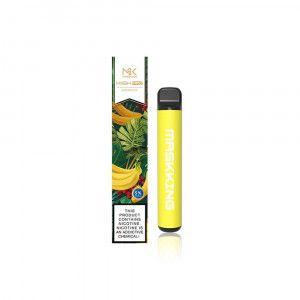 Descartavel - Mask King - Banana Ice - PRO - 1000 puff - 5% nic