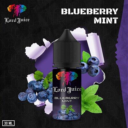 Juice - Lord - Blueberry Mint - 30ml