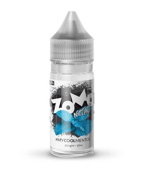 Salt - Zomo - My Cool Mentol - 30ml