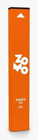 Descartavel  - Zomo - Ice Mango - 320 puffs - 50mg