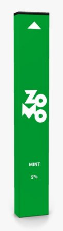 Descartavel  - Zomo - Mint - 320 puffs - 50mg