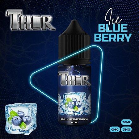 Juice - Thor - Blueberry Ice - 30ml