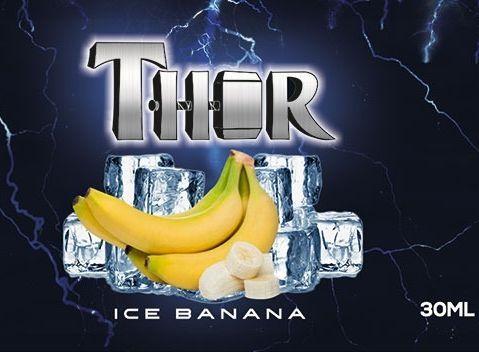 Juice - Thor - Banana Ice - 30ml