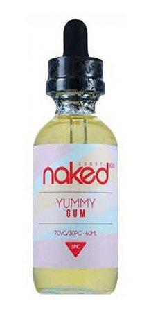 Juice - Naked - Yummy Gum - 60ml
