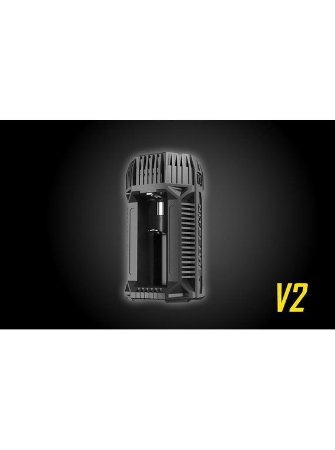 Nitecore V2 In-car 3A