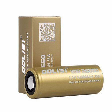 GOLISI Bateria IMR