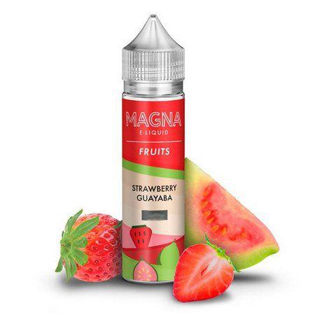 Juice - Magna - Strawberry Guayaba - 60ml
