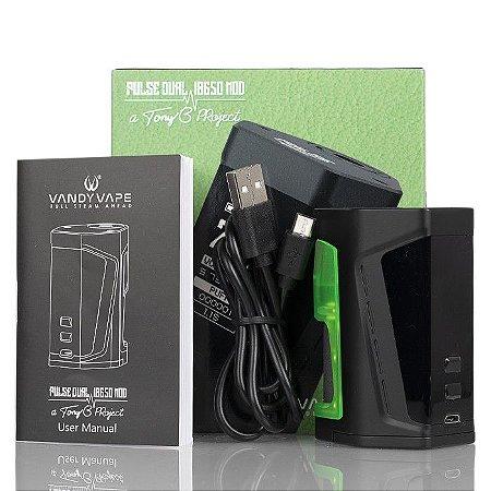 VandyVape Pulse Dual 18650 Mod