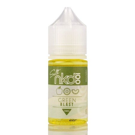 Naked Salt Green Blast 30ml