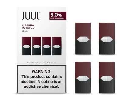Juul Virginia Tobacco Refill Pod