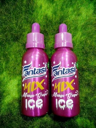 Fantasi Mix Mango Grape Ice 65ml