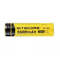 Nitecore Bateria 18650 2600mah