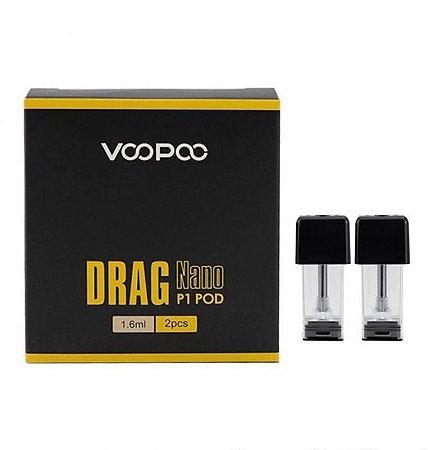 VooPoo Drag Nano P1 POD 1.6ml