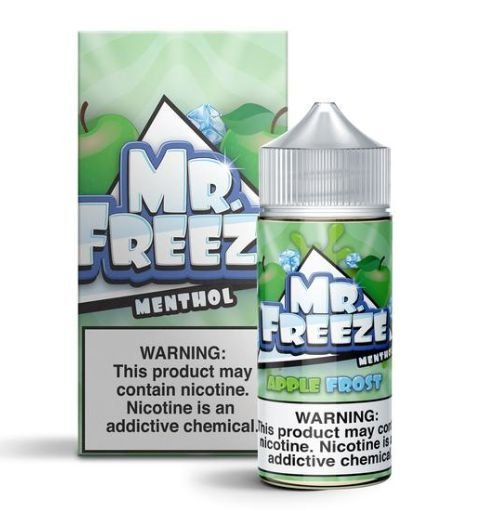 Mr. Freeze Salt Apple Frost 30ml