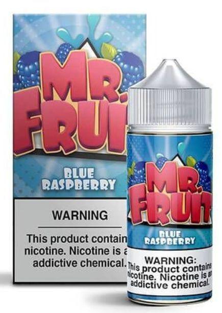 Mr. Fruit Blue Raspberry