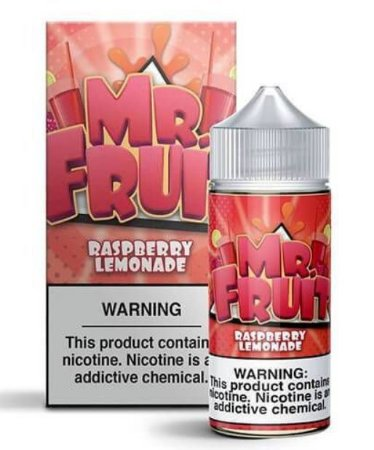 Mr. Fruit Raspberry Lemonade
