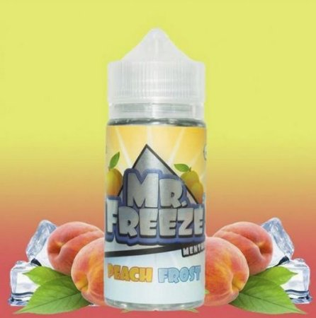 Mr. Freeze Peach Frost 100ml