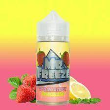 Mr. Freeze Strawberry Lemonade