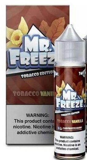Mr. Freeze Tobacco Vanilla