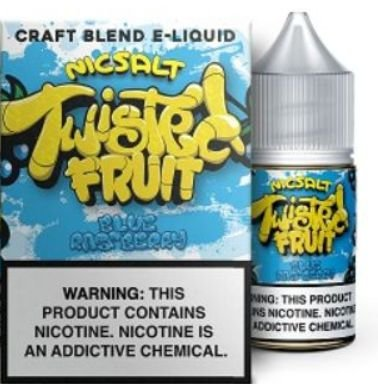 Twisted Fruit Salt Blue Raspberry