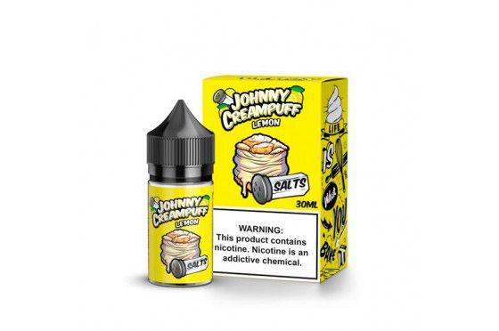 Johnny Creampuff Salt Lemon 30ml