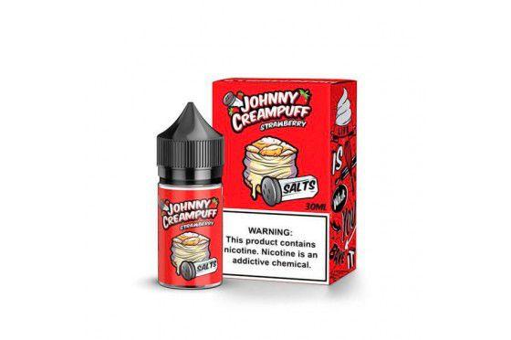 Johnny Creampuff Salt Strawberry 30ml